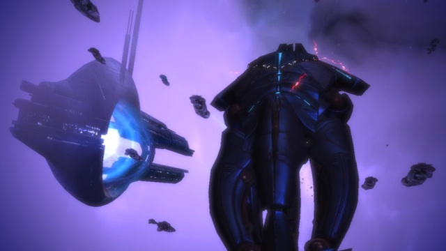 New Mass Effect 3 DLC Could Revolve Around Rogue Reaper