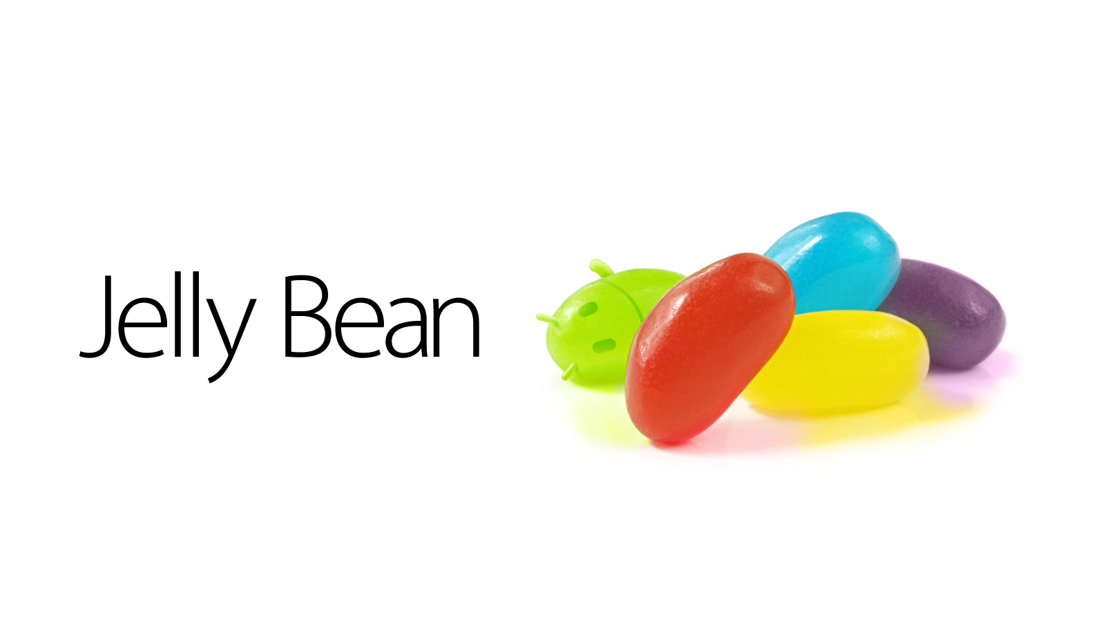 android operating system is called android 4 1 jelly bean it s faster