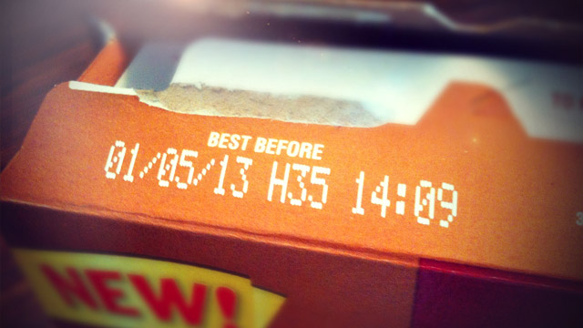 Click here to read What Do These Expiration Dates on my Food Really Mean?