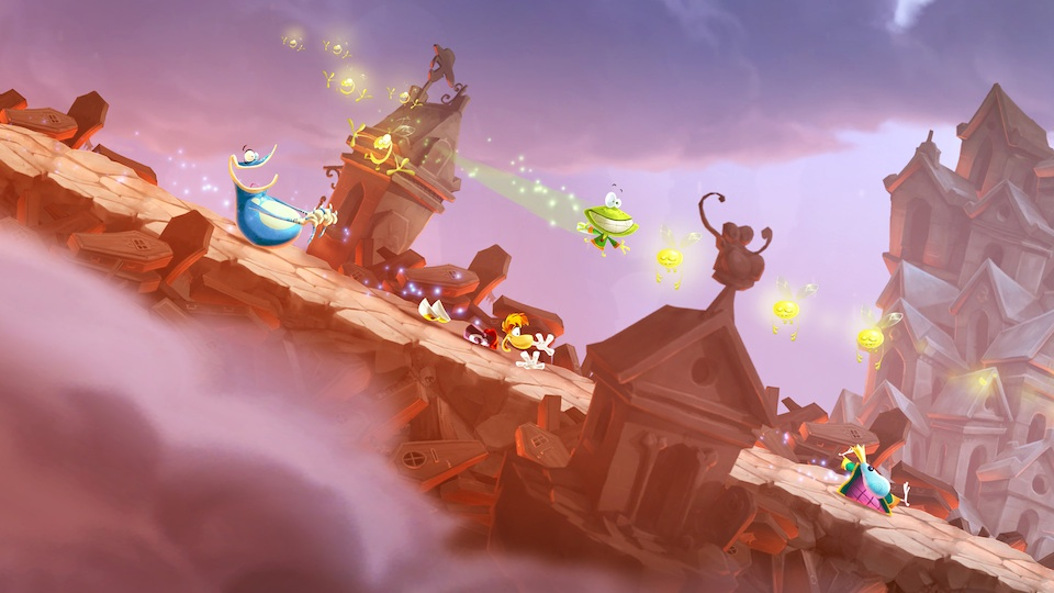 Click here to read <em>Rayman Legends</em> Is More Collaborative Than <em>Origins</em>, But Just As Fun
