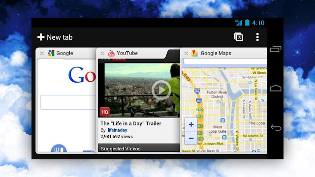 Click here to read Google Chrome for Android Leaves Beta, Gets Its First Stable Channel Release