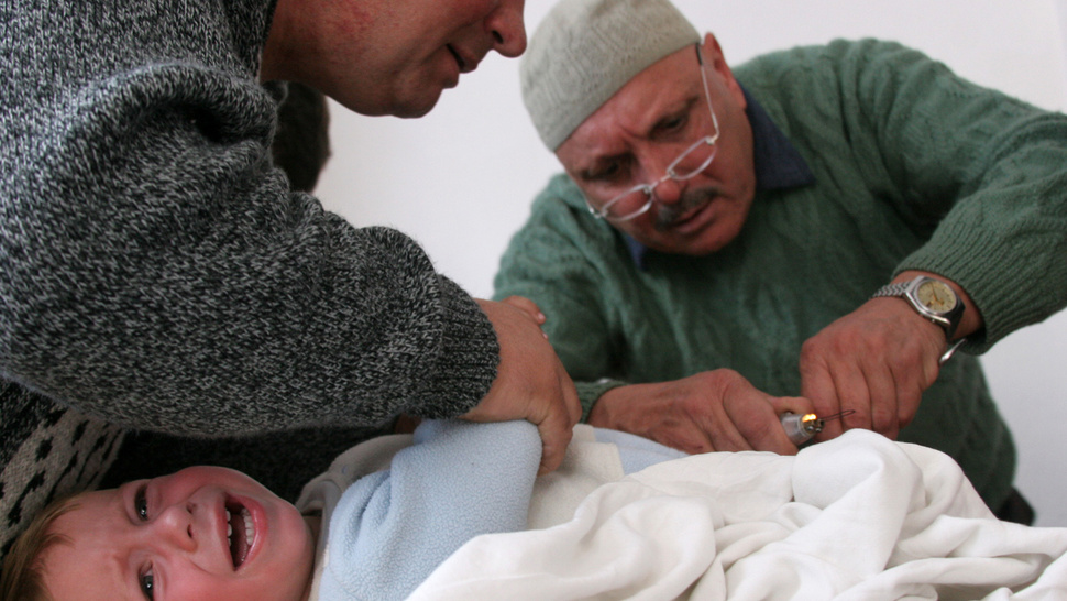 Male Religious Circumcision a 'Bodily Harm' that Should Be Banned Says German Court