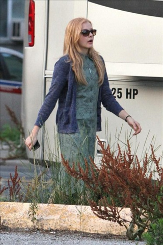 First Carrie Reimagining Set Pictures