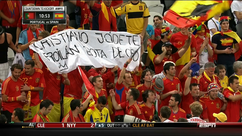 Fortunately, ESPN Doesn't Speak Spanish