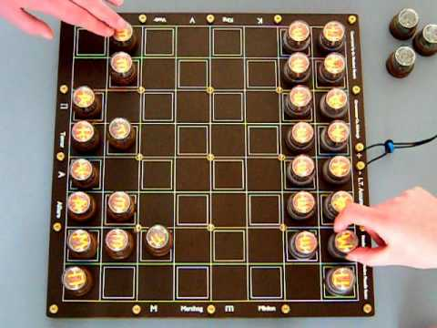 Click here to read Nixie Tube Chess Set Is as Tough to Read as Kasparov