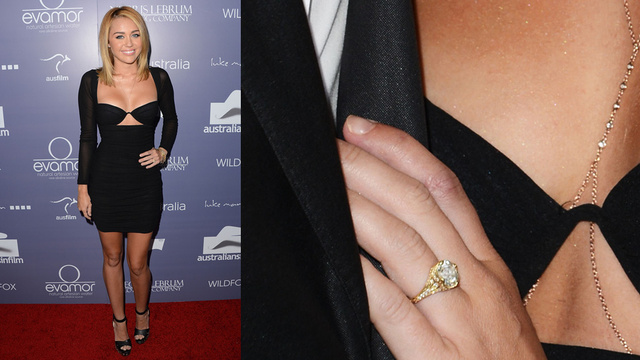 American Miley Cyrus Was the Star of the Australians in Film Awards