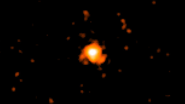 Scientists See Star Blasting a Planet for the First Time Ever