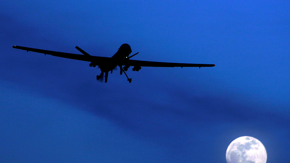 With $1000 and a Team of Geniuses, You Too Can Hack a Government Drone