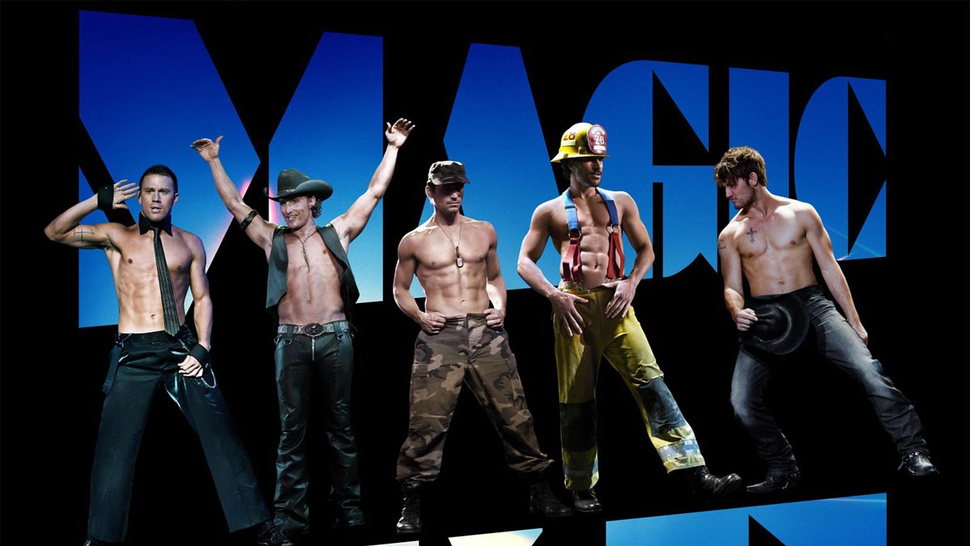 What are the rules of magic in <em>Magic Mike</em>?
