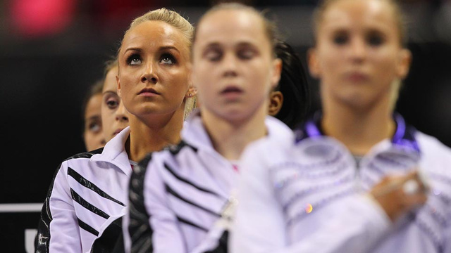 Why Elite Gymnasts Come Back