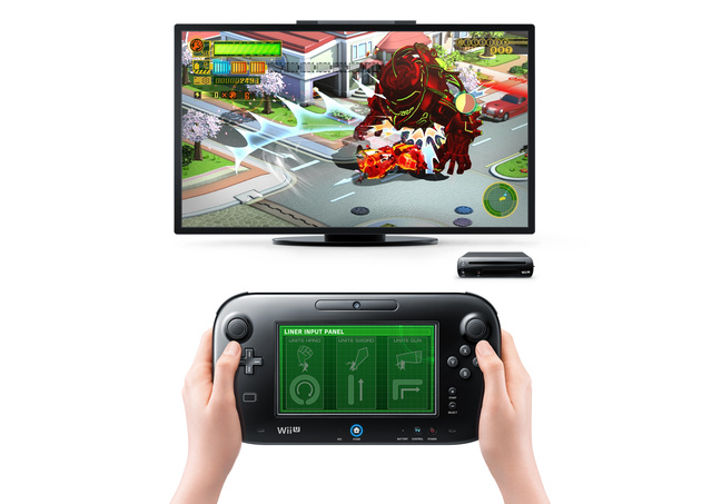 I like the Wii U. I like it a lot.