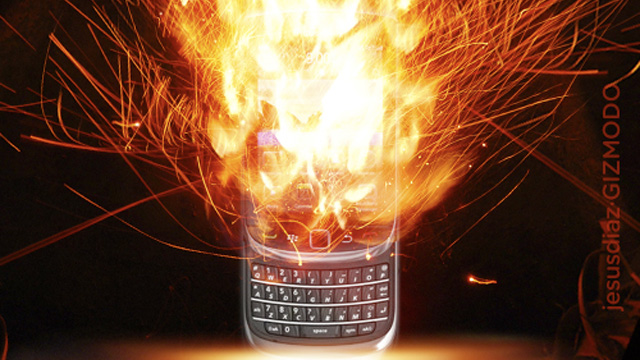 RIM Cutting 5000 Jobs And Pushing Back BB10 In Disastrous Quarter