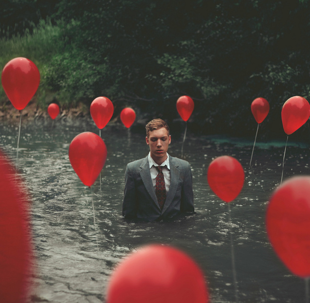 Staggering Photos that Combine Self-Portraiture with Surrealism