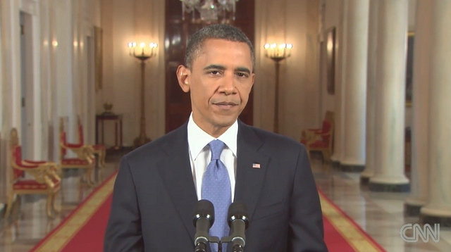 President Obama Thought SCOTUS Struck Down Individual Mandate Because CNN and Fox News Said So