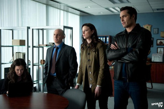 Promo Photos for Continuum Episode 6, 'Time's Up'