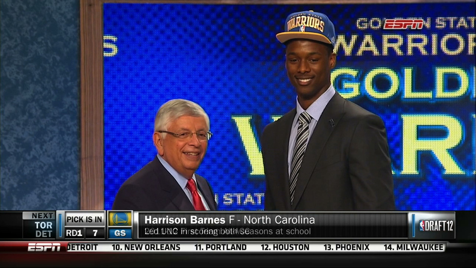 Harrison Barnes Appears To Not Know How Baseball Caps Are Worn