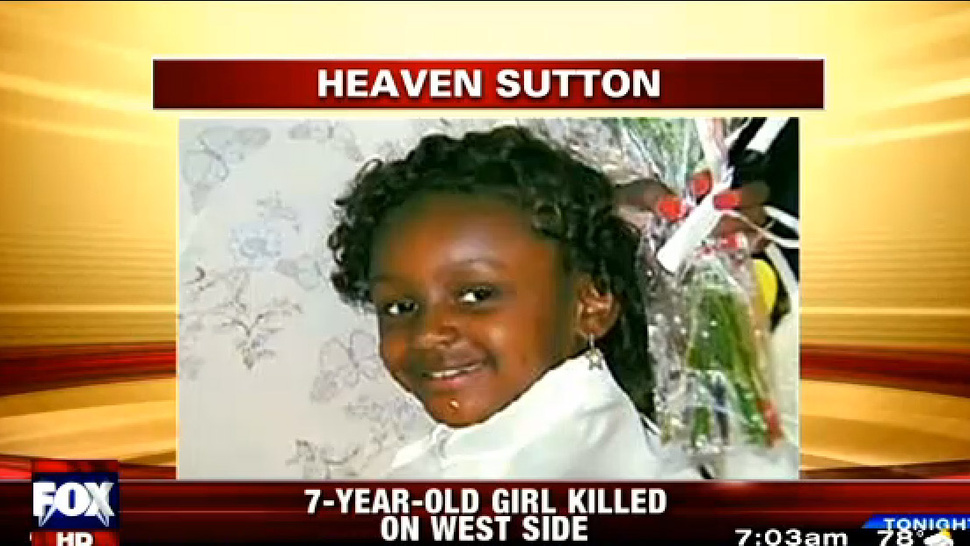 Your Evening Cry: 7-Year-Old Named Heaven Shot to Death While Selling Snow Cones