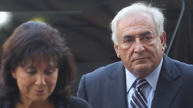 Dominique Strauss-Kahn Finally Gets Dumped by His Wife