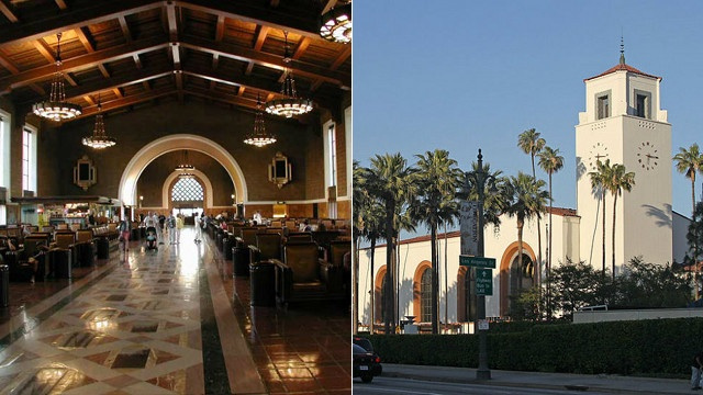 Why Is LA's Lovely and Historic Union Station Getting Such a Modern Makeover?
