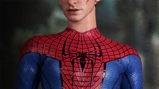 Click here to read This <em>Amazing Spider-Man</em> Figure is Pretty...Yeah