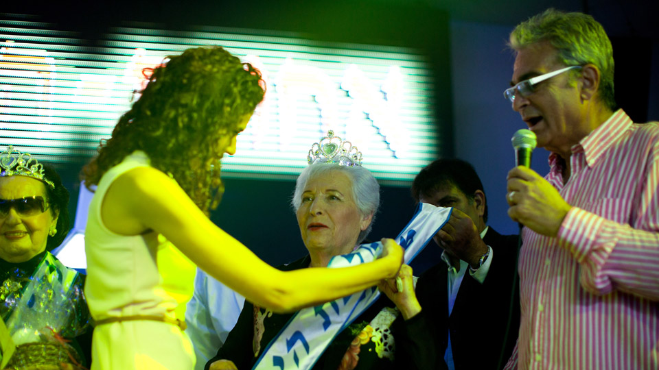The 'Miss Holocaust Survivor' Beauty Pageant If someone told you there was a ...