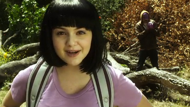 Dora the Explorer Gets a Badass Makeover With the Help of Modern Family's Ariel Winter