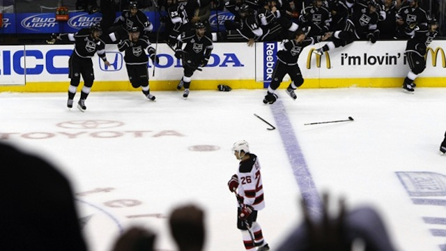 Pucks, Lies, And Videotape: Where Is The Kings' Stanley-Cup-Winning Puck?