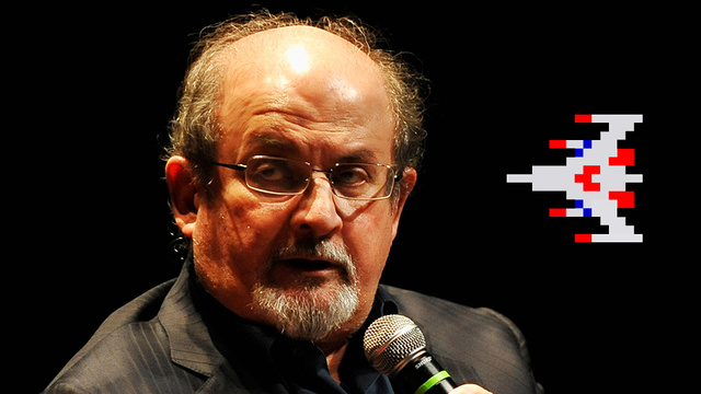 They Couldn't Kill Salman Rushdie in Real Life, So They're Making a Video Game