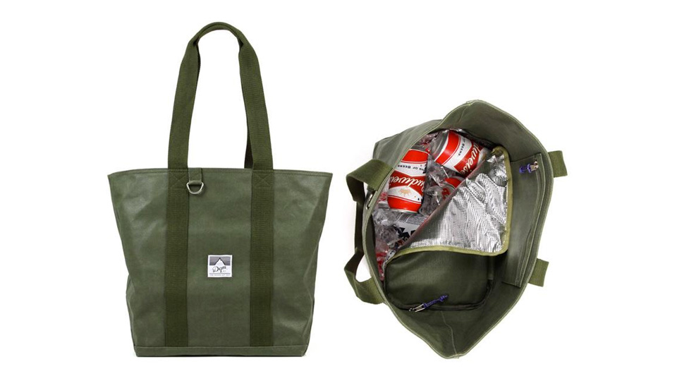 Click here to read Hide Your July 4 Beverages in a DQM Cooler Bag