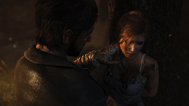 Tomb Raider Creators Say 'Rape' Is Not A Word In Their Vocabulary