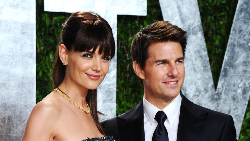 BREAKING: Katie Holmes and Tom Cruise Divorcing After Five Blissful Years