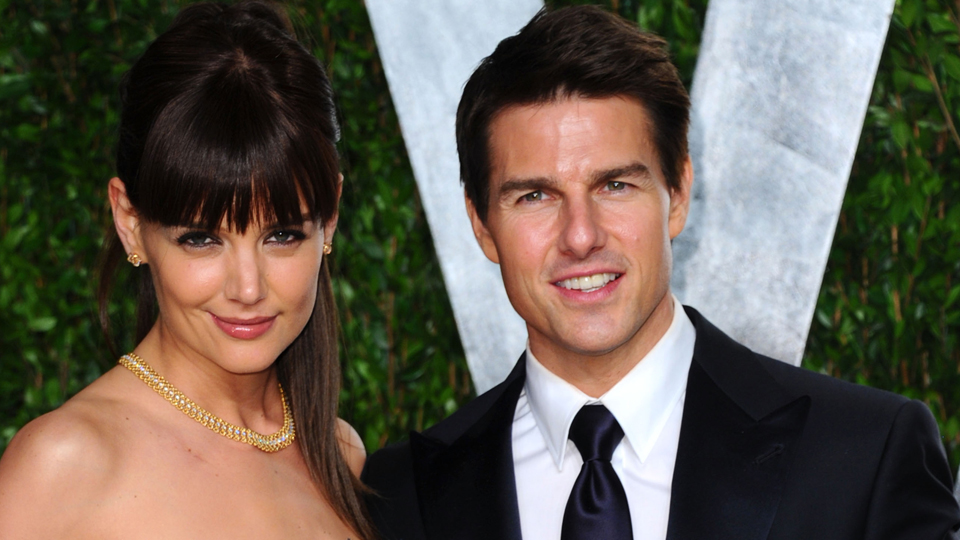 Click here to read Tom Cruise, Katie Holmes Divorcing Because They Couldn't Fake Being In Love Forever and Plus She's Not a Dude