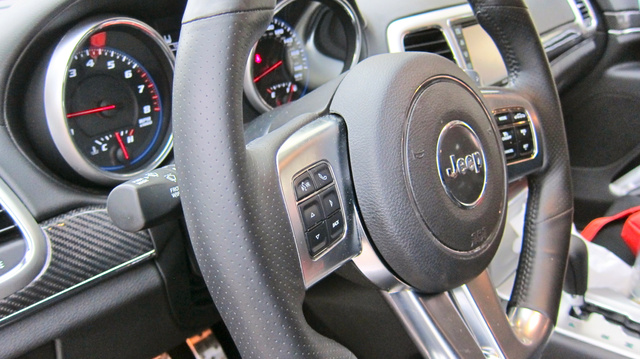 2012 Jeep Grand Cherokee SRT8: The Jalopnik Review