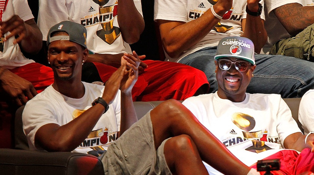 Chris Bosh And Dwyane Wade Have Both Dropped Out Of The Olympics