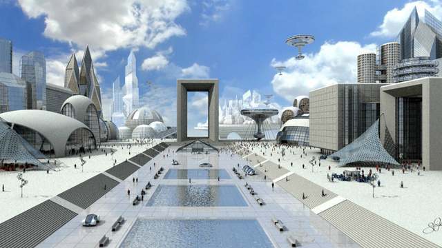 Would You Give Up Your Privacy to Live in Utopia?