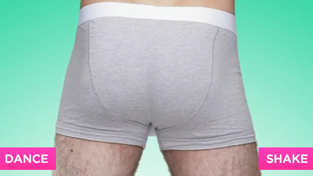 What the Hell, It's Friday—Here Are Some Dudes' Butts for You