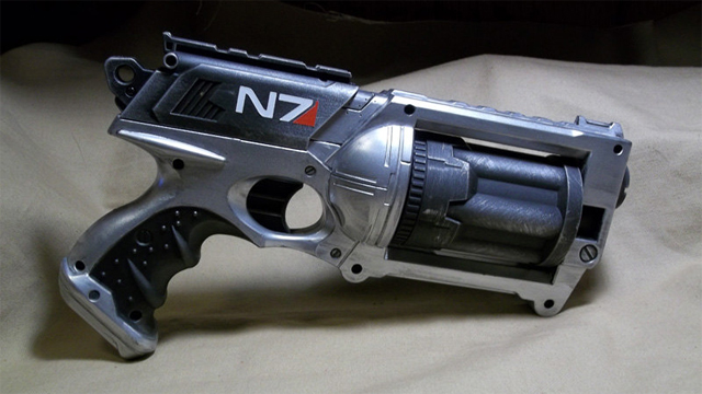 Click here to read No DLC Can Ever 'Nerf' This Awesome &lt;em&gt;Mass Effect&lt;/em&gt; Nerf Gun