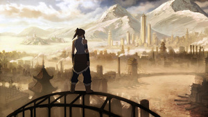 The Not-So-Legendary Legend of Korra
