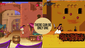Let's Settle This Once and For All: Genesis Aladdin or Super NES Aladdin?