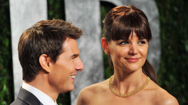 Crackpot Religion May Have Had Something To Do With Tom Cruise And Katie Holmes' Split