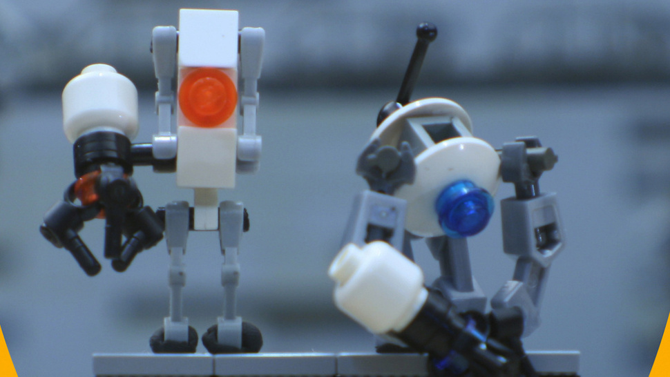 We're Getting An Awesome Lego <em>Portal</em> Movie This Year (Unofficially)