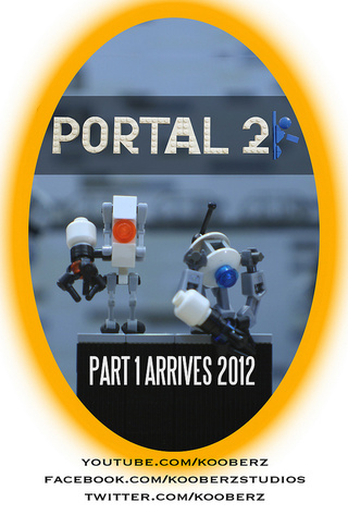 We're Getting An Awesome Lego Portal Movie This Year (Unofficially)