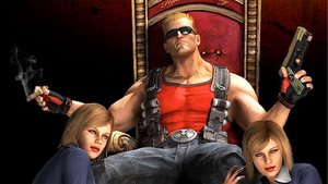 Duke Nukem Doesn't Want Hollywood Stars Taking Video Game Work From Voice Actors