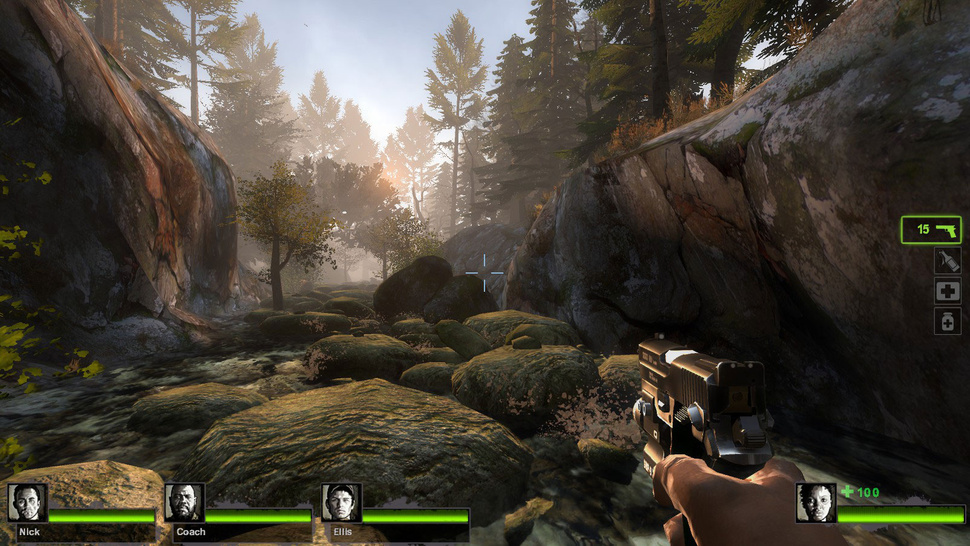 "<em>Left 4 Dead 2</em> ""Cold Stream"" Campaign Coming to 360 in July"