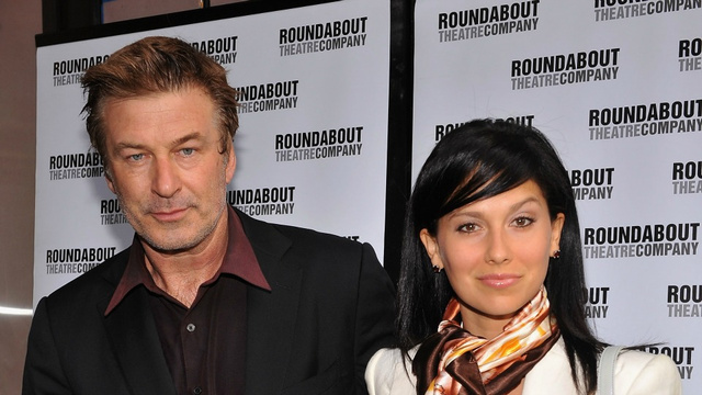 Alec Baldwin Weds Hilaria Thomas Without Further Incident