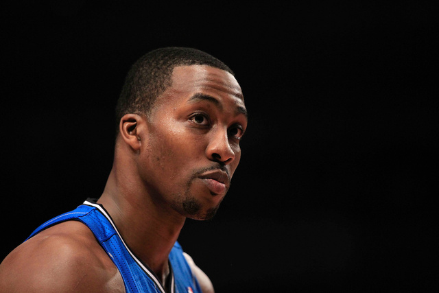Dwight Howard Claims The Magic Blackmailed Him, Is A Crazy Person