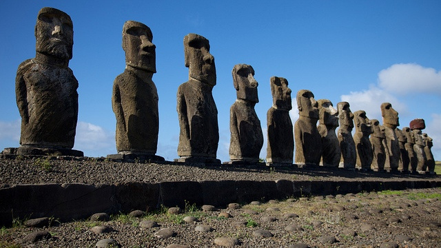 Does Easter Island hold the secret of reversing Alzheimer's Disease?