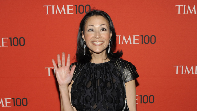 Ann Curry Flees to California as NBC Says She's Out Because Her Best Wasn't Good Enough