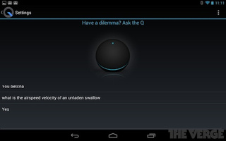 The Nexus Q Is Also a Magic 8-Ball