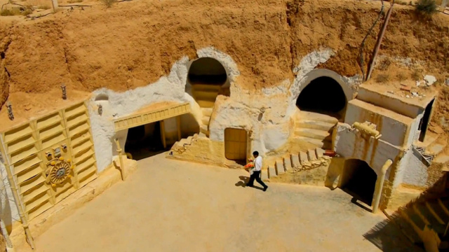 Real People Actually Live in Tatooine, Like, Right Now